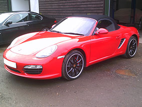 Boxster (987, 2004 onwards)